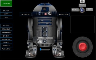 Marks R2D2 Prearc