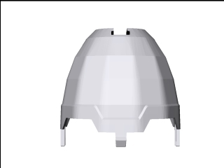 Hexapod Dome