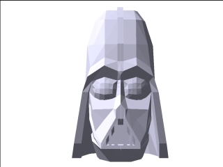 Darth Jader Head