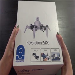 The Robot Program Episode 007: Six Box Contents