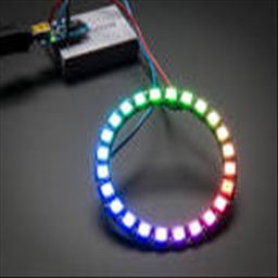 NeoPixel Ring with Arduino as control board