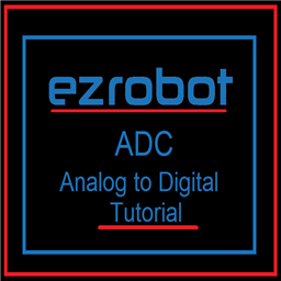 Using ADC (Analog To Digital) Ports, Commands And Controls.