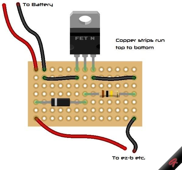 Lipo Battery Auto Cut Off - Questions - Community - Synthiam