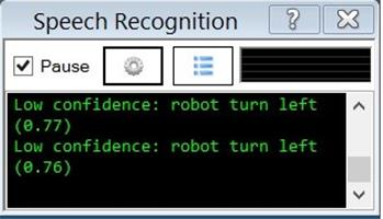 Speech Recognition Variables - More Please :-)