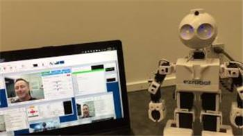 DJ's Machine Learning And Cognitive Services  Jd Humanoid Robot