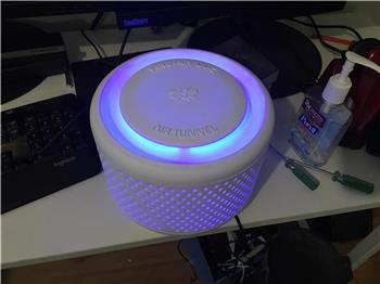 Jstarne1's Air Tunnel Plus Bot The Smartest Way To Kills Germs When Your Away From Home.