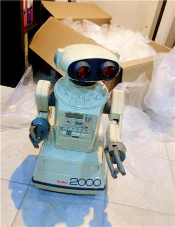 Lars1989's Omnibot 2020 - The Next Generation