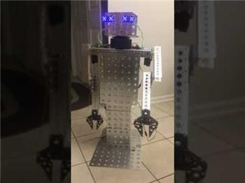 Ezang's Mr. Metal Robot 2020