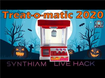 Jeremie's Treat-O-Matic 2020