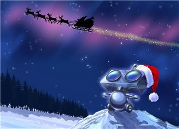 Merry Christmas To All My Friends At Synthiam!
