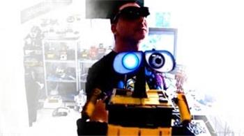 DJ's The Real Wall-E