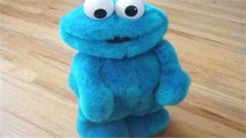 DJ's Cookie Monster Robot