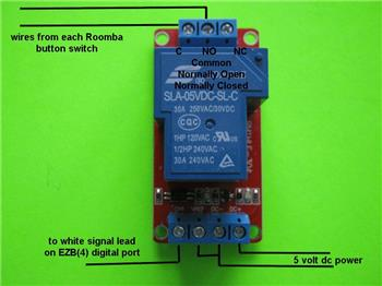 Electically Triggered Switch?