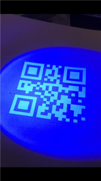 Jstarne1's Invisible Qr Code Project For Hackaday Competition