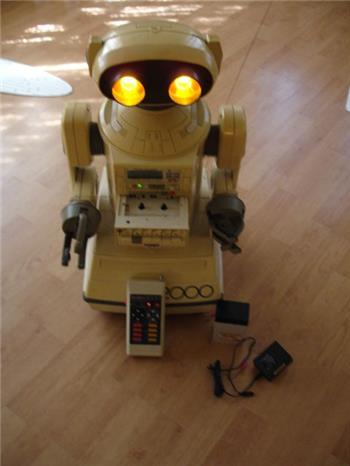 Omnibot 2000 On Ebay , No Bids 11/15