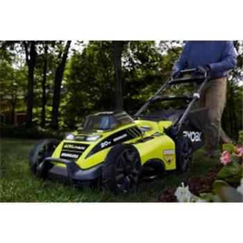 Jstarne1's Ryobi 40V Robot Mower With 40V Trimmer Whiskers By Jstarne1/ Starnes