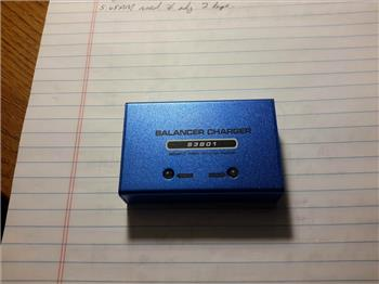 Very Hot Balancer Charger