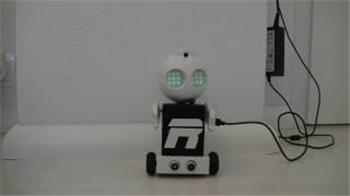 Lizpoir's Video From My Omnibot 2000 An From My 3D-Printing Mini Robot