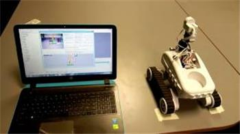 Recon's Development Of Autonomous Navigation Robot