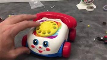 "DJ's Fisher Price ""Chatter"""