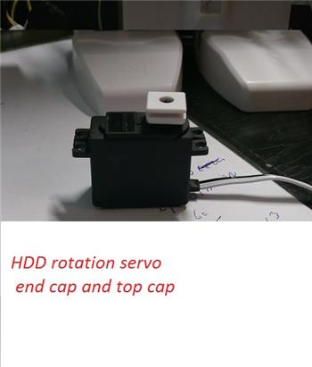 Rottion Servo