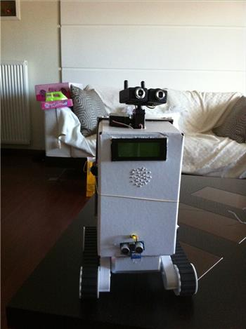 "Sakis33's New Project ""Wall -E """