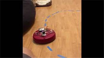 New Dynamic Speed When Turning Does Not Work For Roomba Controls