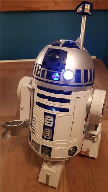 Advice Need For Hasbro R2-D2 Hack