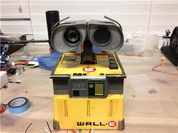 Louis's The Real Wall-E By Louis T