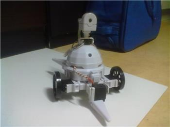 New Wheels Battlebot