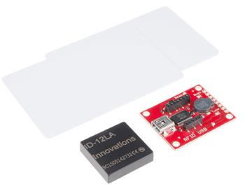 Sparkfun Rfid Reader With Ezb Compatibility