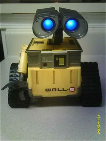 "Meet ""Apocalypse Wall-E """