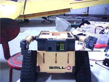 Cardboardhacker's Technopro's Wall-E Continued
