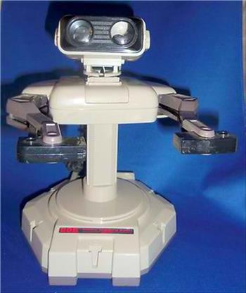 Nintendo Robotic Operating Buddy , Rob
