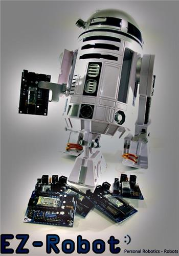 Look Who's Joining My Robot Collection - R2D2