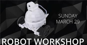 Robot Building Workshop (March 29, 2015)