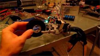Auto Robot Hand Control Preview