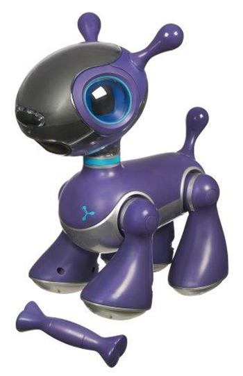 Sfoy Just Got A Tiger Mio Pup Purple Blue