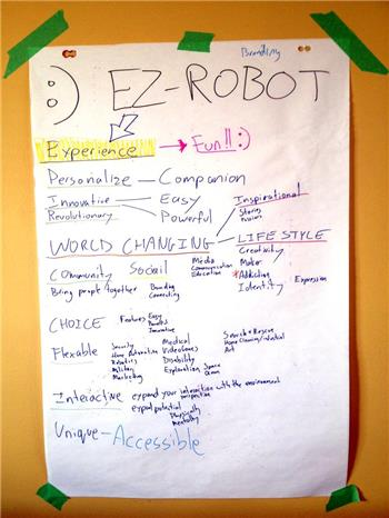EZ-Robot Is Our Life