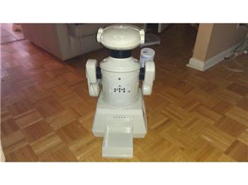 Omnibot 2000 Finished Product , Whitening