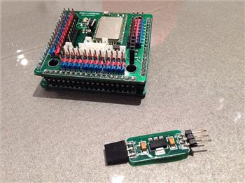Interfacing 5V Peripherals Like Ping Sensors To The New Ezb4