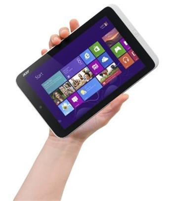 Onboard Or Cool Remote , Acer W3 Win 8 Tablet Netbook Alternative