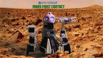 Spooky67's Ez-Robot : Mars First Contact