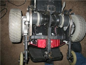 For Jazzy Wheel Chair Owners