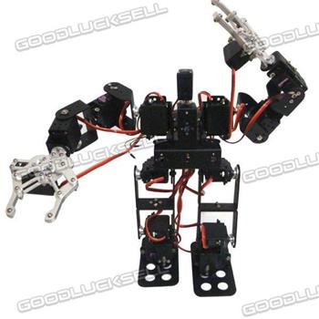 Just Bought Another Robot -Biped Design