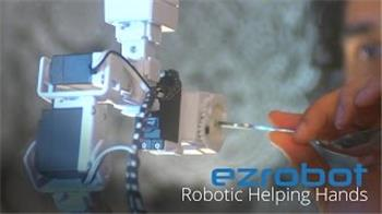 Vgosine's Robotic Arm
