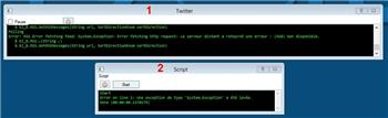 Twitter In Ez-Builder