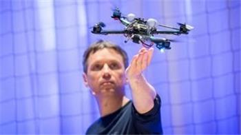 The Astounding Power Of Quadcopters.