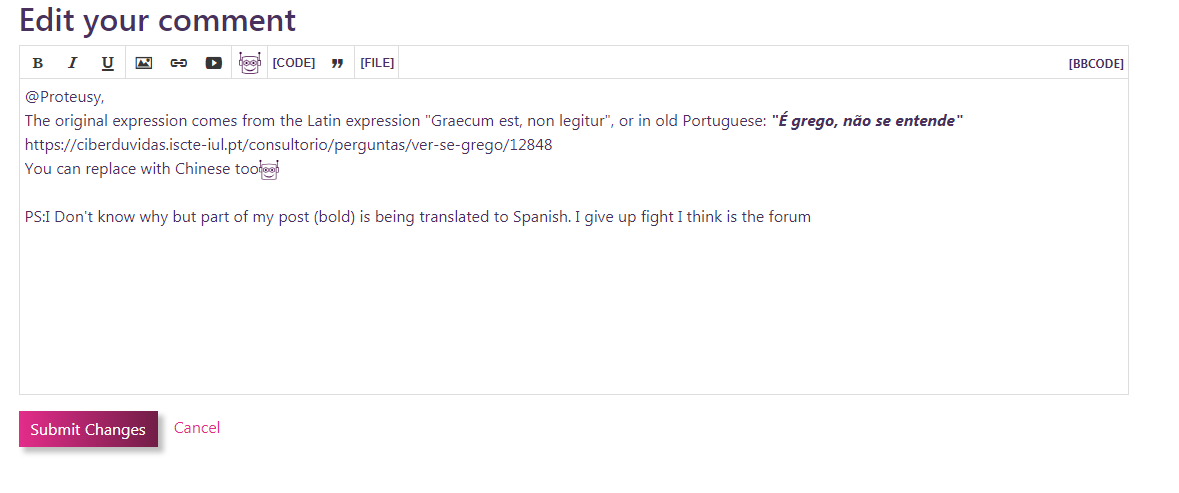 Speech Recognition/Greeks? - Questions - Community - Synthiam