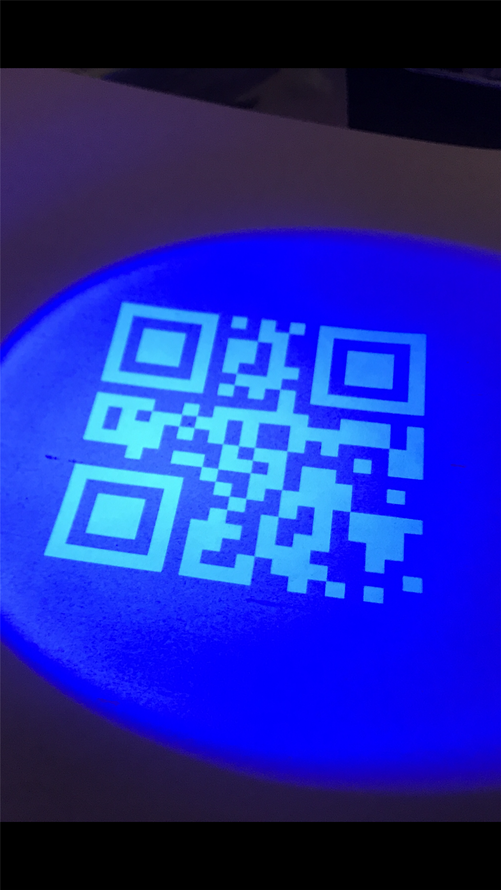 Invisible Qr Code Project For Hackaday Competition
